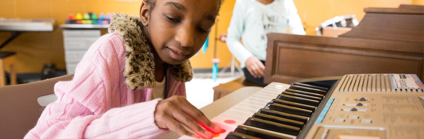 Ruby Van Meter Music Class