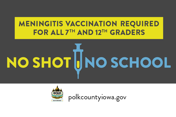 7th/12th Grade Vaccination Requirements