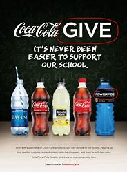 Ruby Van Meter participates in Coca-Cola Give