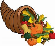 Thanksgiving Feast RSVPs due Friday, 11/15/19.