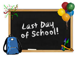The Last Day of School and Other Changes